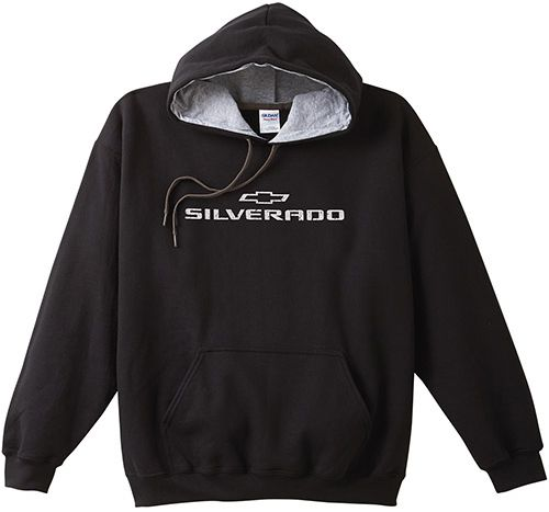 Chevrolet Mens Do The Bu Pullover Hoodie