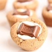 S\'Mores Cookie Cups Recipe - Laura in the Kitchen - Internet ...