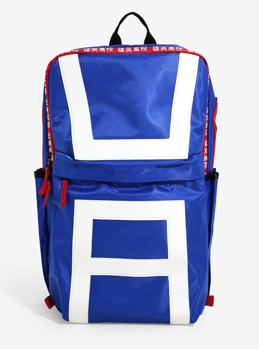 My Hero Academia U.A. Uniform Built-Up Backpack - BoxLunch Exclusive