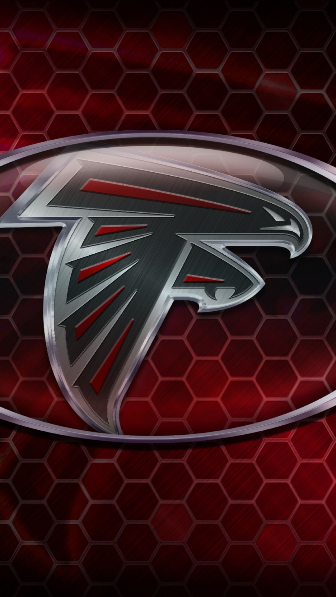 Atlanta Falcons Hd Wallpaper For Android Atlanta Falcons Logo Atlanta Falcons Wallpaper Atlanta Falcons