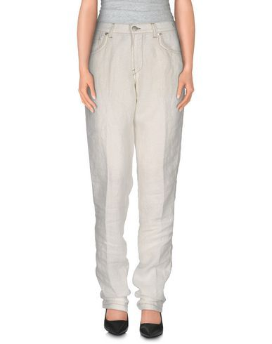 MASSIMO ALBA Women's Casual pants White 30 jeans