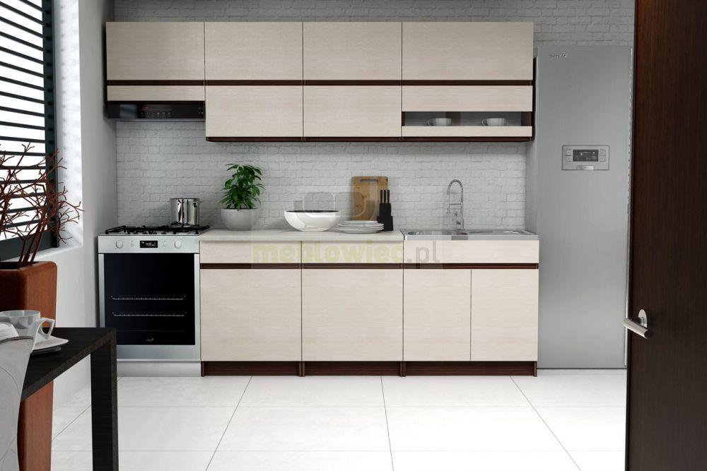 Kuchnia Eliza I 260 Halmar Home Decor Kitchen Kitchen Cabinets