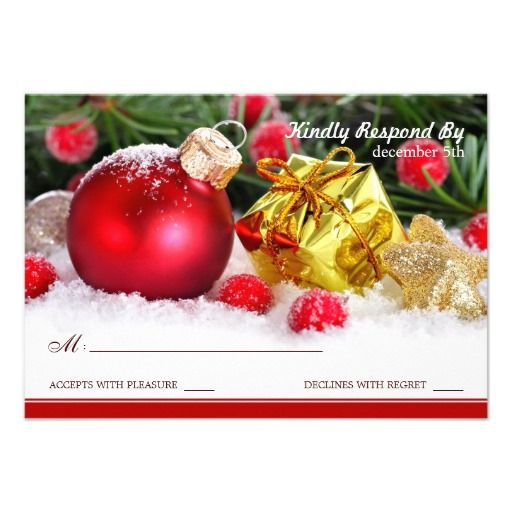 the office christmas ornaments. This Christmas RSVP Card Features A Beautiful Image Of Ornament In Snow. Great The Office Ornaments I