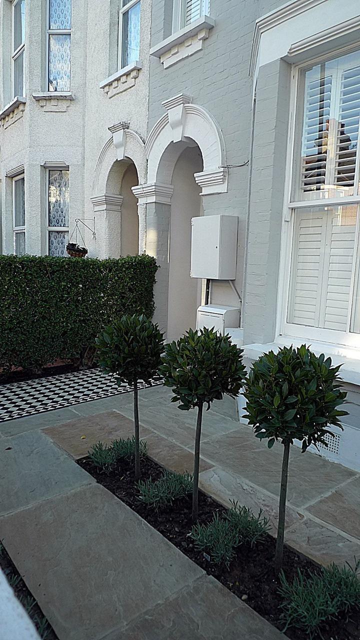 garden-blog | London Victorian Front Garden | Victorian ...