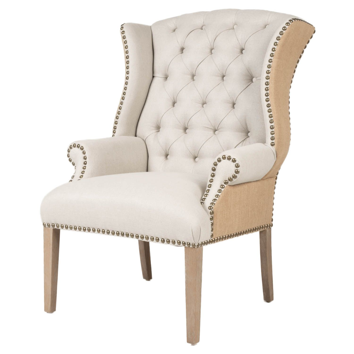 Delicieux Quinn Tufted Arm Chair