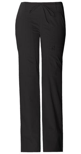 31c6fa26fb9 Cherokee LUXE : Jr Fit Low Rise Drawstring Cargo Scrub Pants For Women