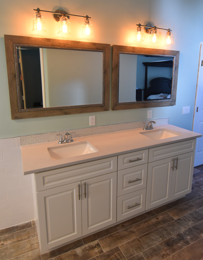 Best 75 Wide 34 5 High Gramercy White Double Sink Vanity 400 x 300