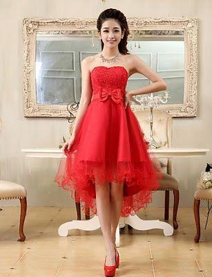 8459e8b51 diseños de Vestidos Cortos con Cola