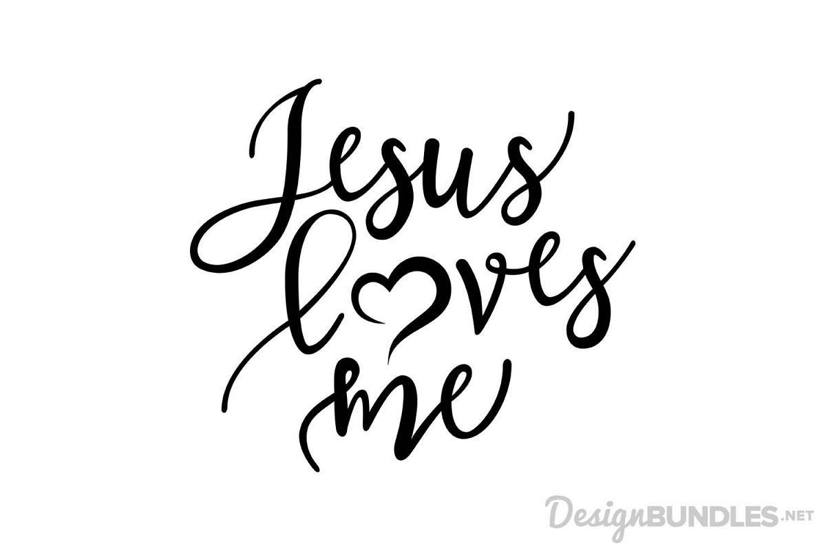 Download Jesus Love You But I'm His Favorite Svg - Layered SVG Cut ...