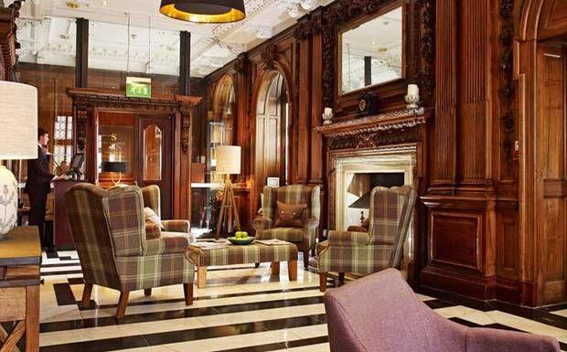 The Scotsman Hotel | Home in 2019 | Edinburgh hotels