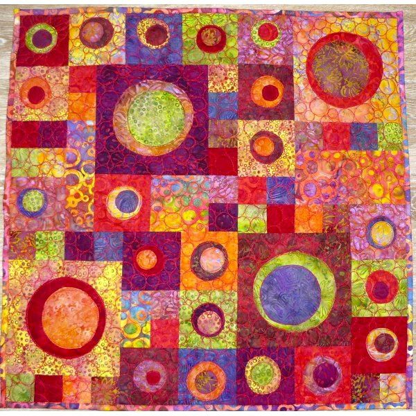couture de patchwork