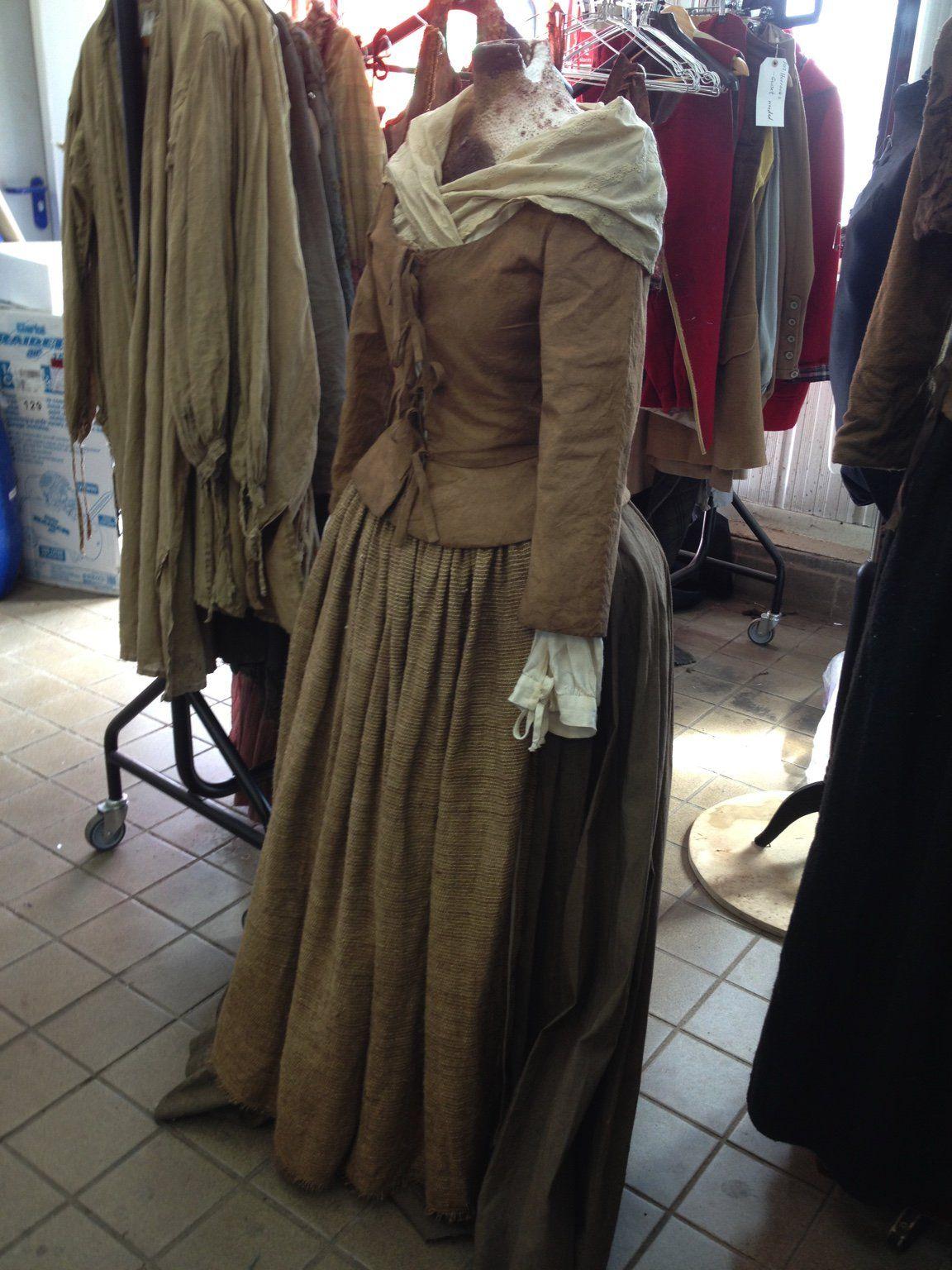 Outlander Costume on   Outlander Kostüme, Rokoko und Schottland