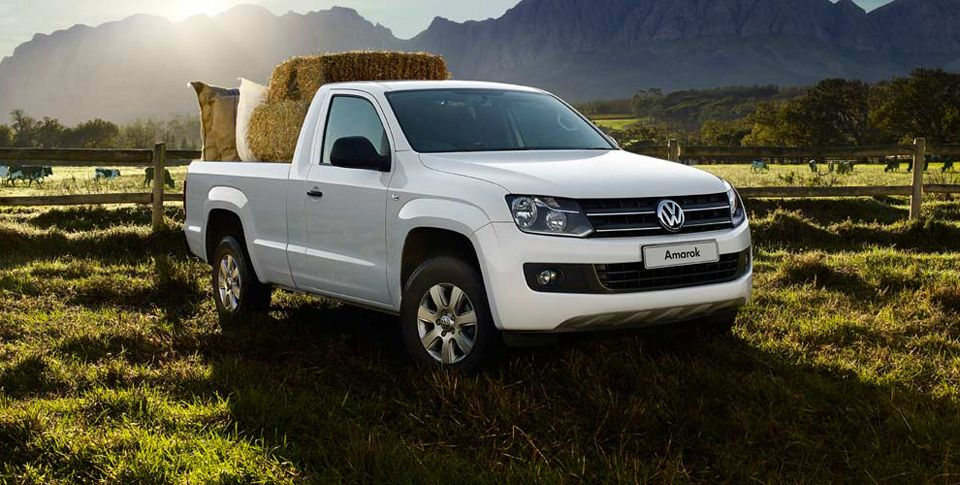 amarok single cab < models < volkswagen commercial vehicles | cars