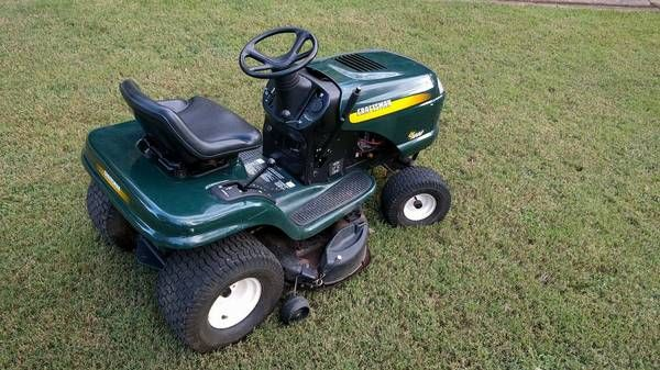 The Lt1000 Lawn Tractor Its Features Accessories And Where To >> 430 Sears Craftsman Lt1000 Riding Mower Tractor Smyrna Riding