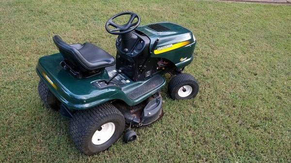 430 Sears Craftsman Lt1000 Riding Mower Tractor Smyrna Riding