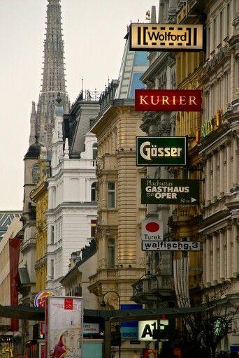 Kärntner Straße | Innere Stadt | Vienna, Austria
