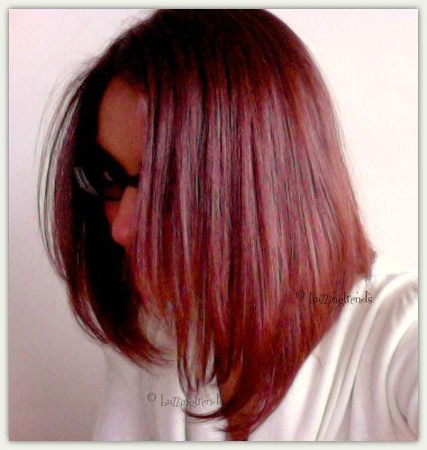 Avon Advance Techniques Professional Hair Color 6.56 Light ...