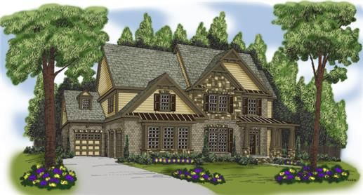 Best Country Home With 5 Bdrms 3207 Sq Ft Floor Plan 104 640 x 480
