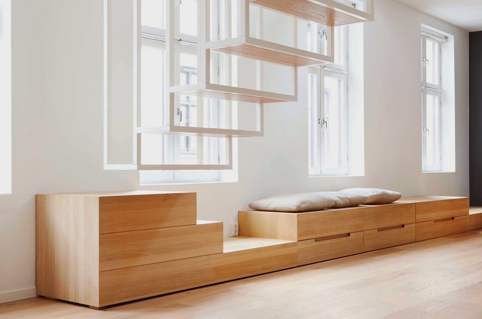 Simplicity Love Apartment At Idunsgate Norway Haptic Home  # Bitacora Muebles