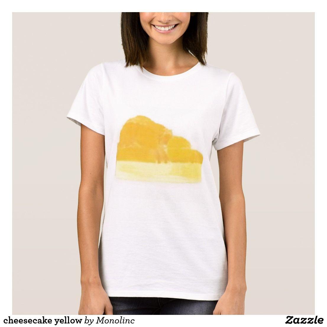 cheesecake yellow