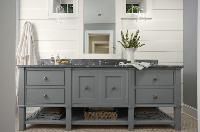 The Cure for Houzz Envy Bathroom Touches Anyone Can Do Bath