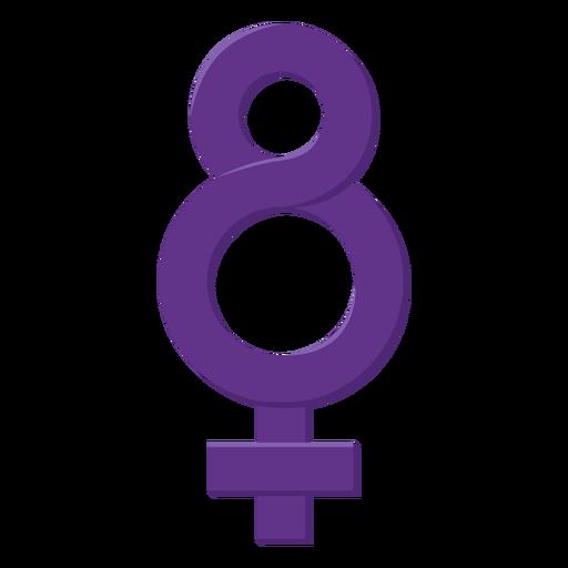 Eight Woman Symbol Ad Symbol Woman Female Symbol Brochure Design Template Symbols