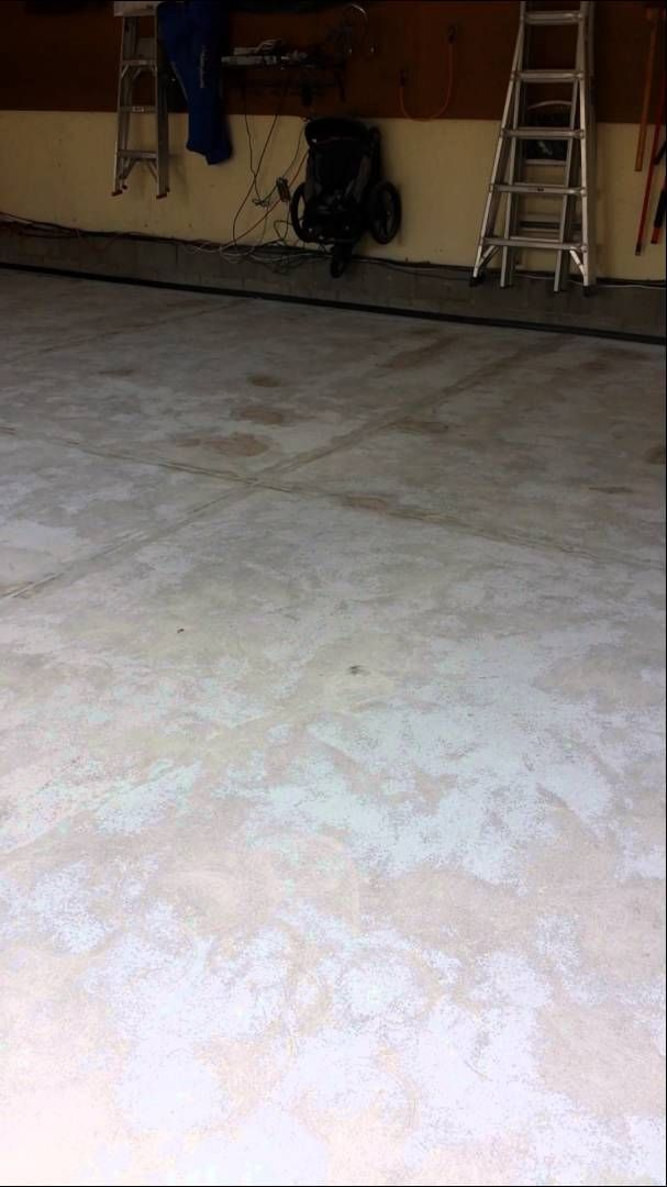 Garage Floor Coating Epoxy Flake Premier Concrete Columbus Ohio With Images Garage Floor Coatings Garage Floor Flooring