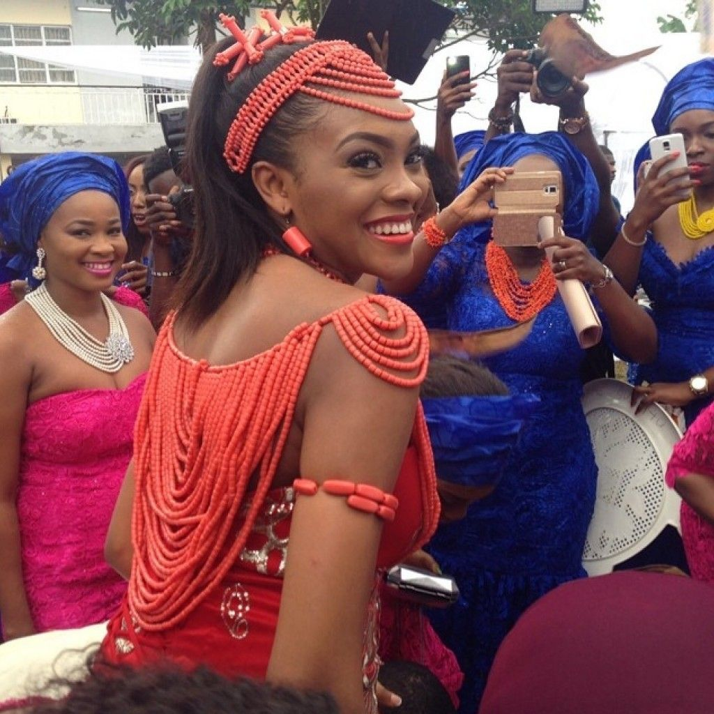 The Igbo Traditional Wedding-Igba Nkwu, Igbo Traditional Marriage ...