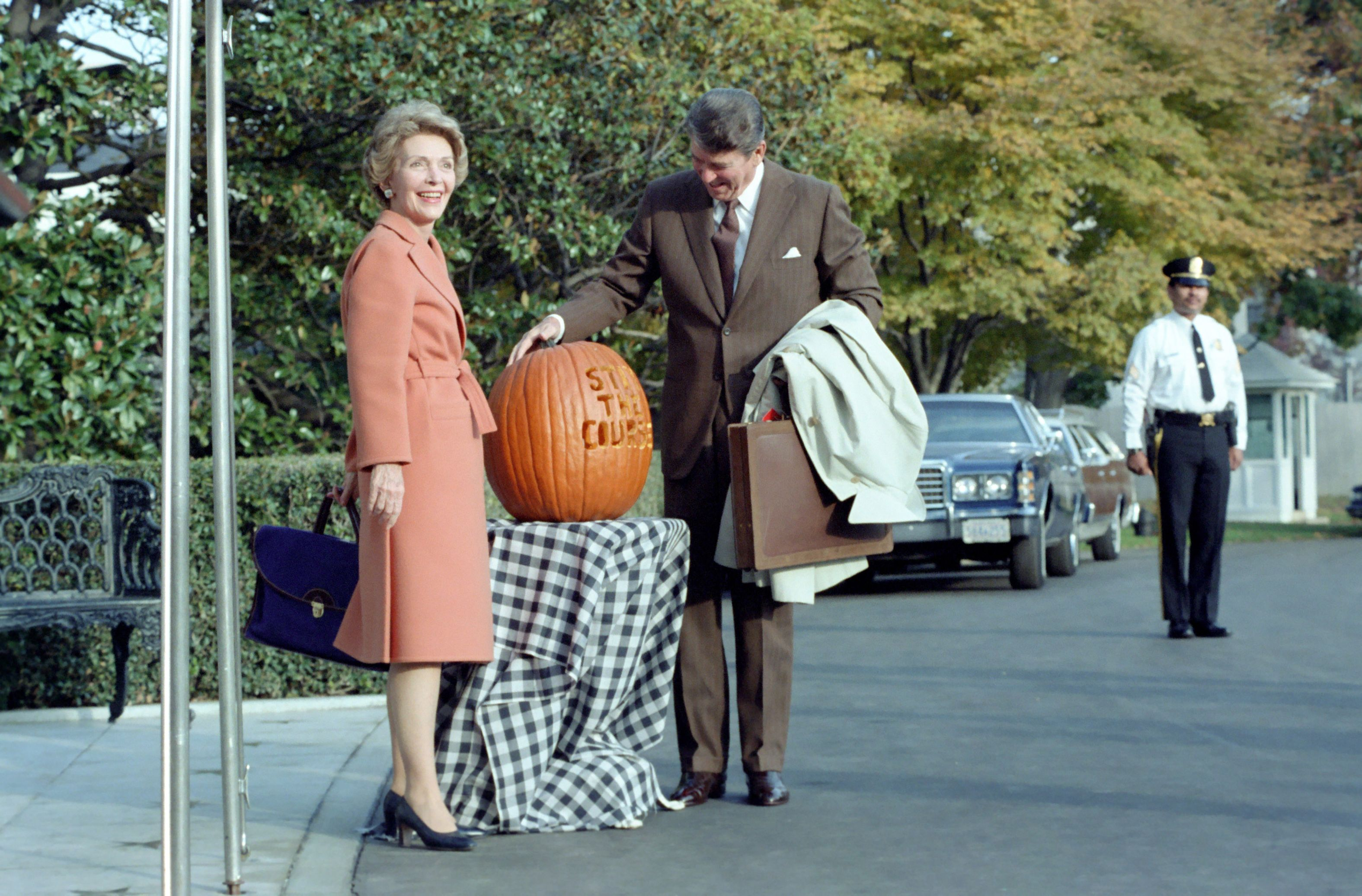 1000+ images about US Presidents on Pinterest | Nancy reagan ...