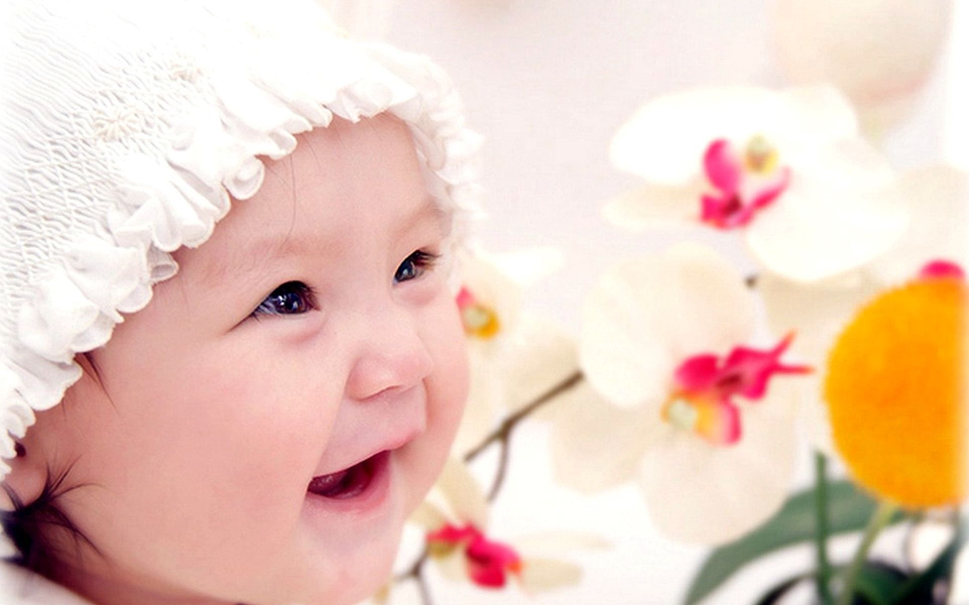 Cute Baby Girls Wallpapers HD Pictures One Wallpaper
