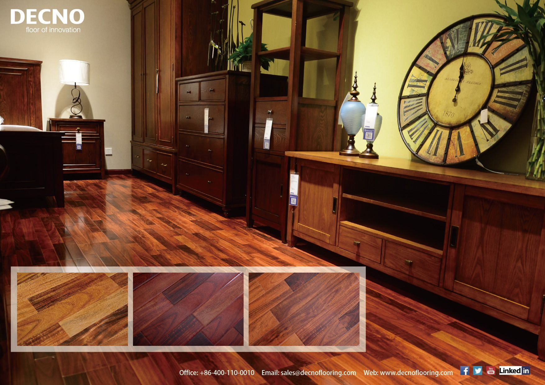 Laminate flooring is the innovative costeffective