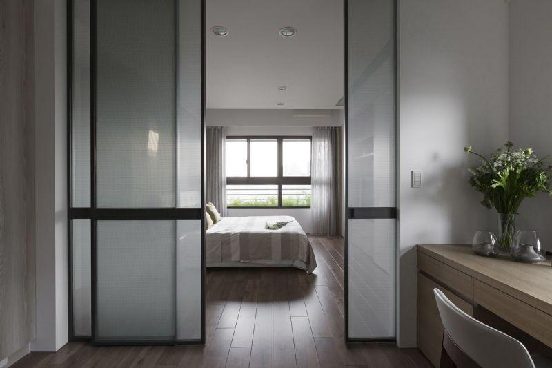Glass Sliding Doors Internal