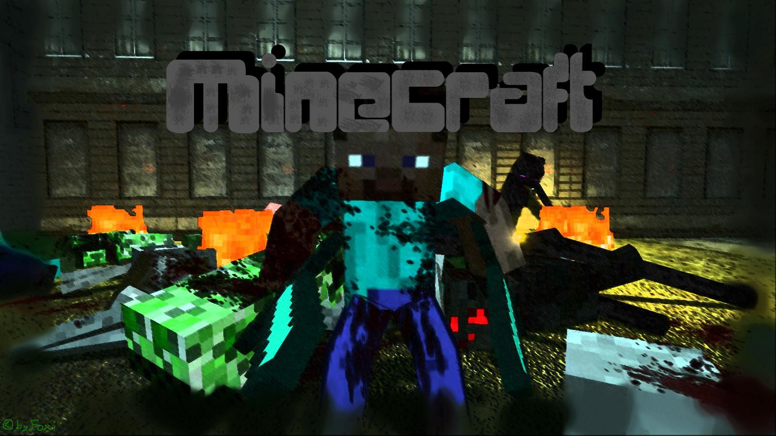 undefined Minecraft Laptop Backgrounds (48 Wallpapers