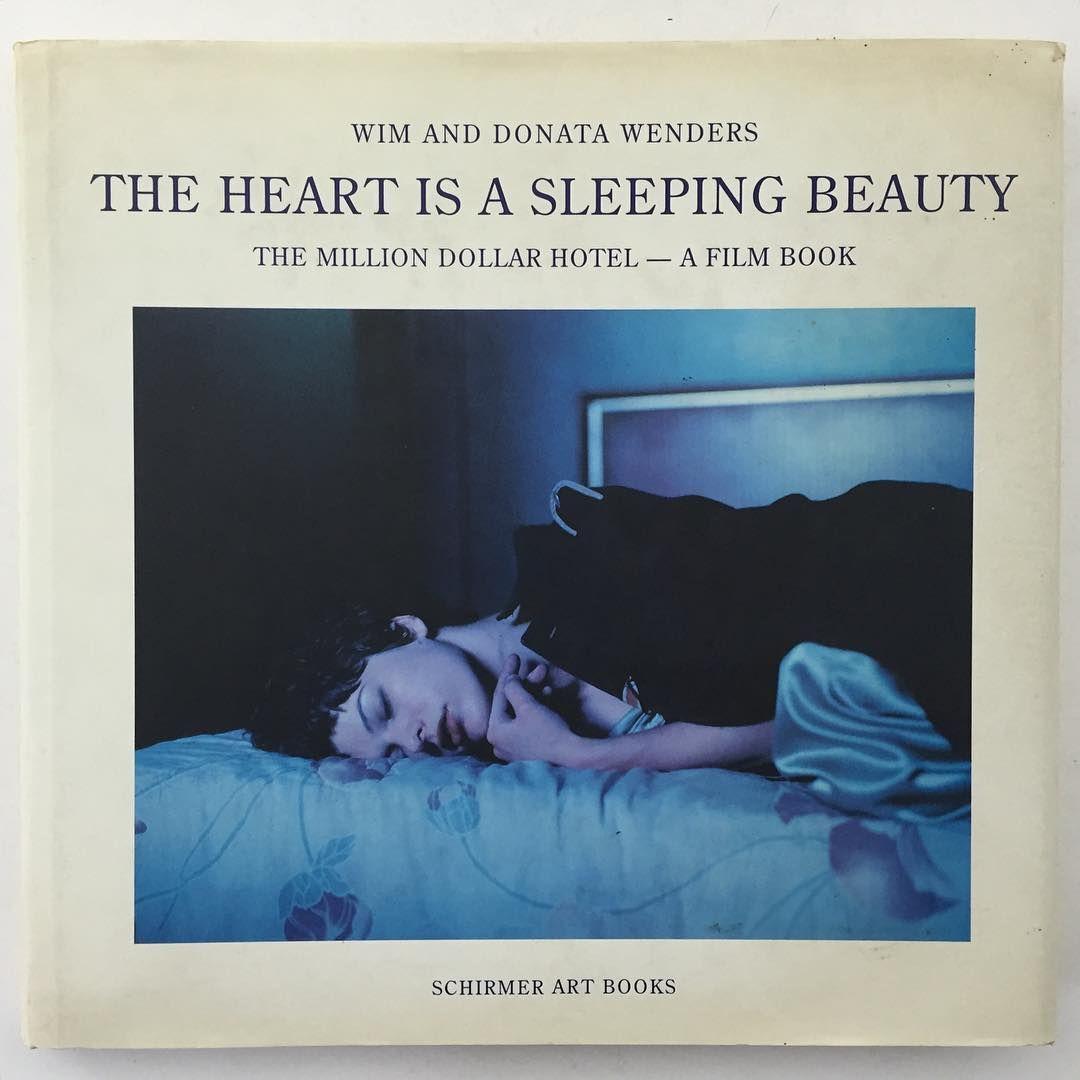 Idea On Instagram Wenders Wim And Donata Milla Jovovich The Film Book Million Dollar Hotel The Heart Is A Sleeping Beaut Film Books Milla Jovovich Books