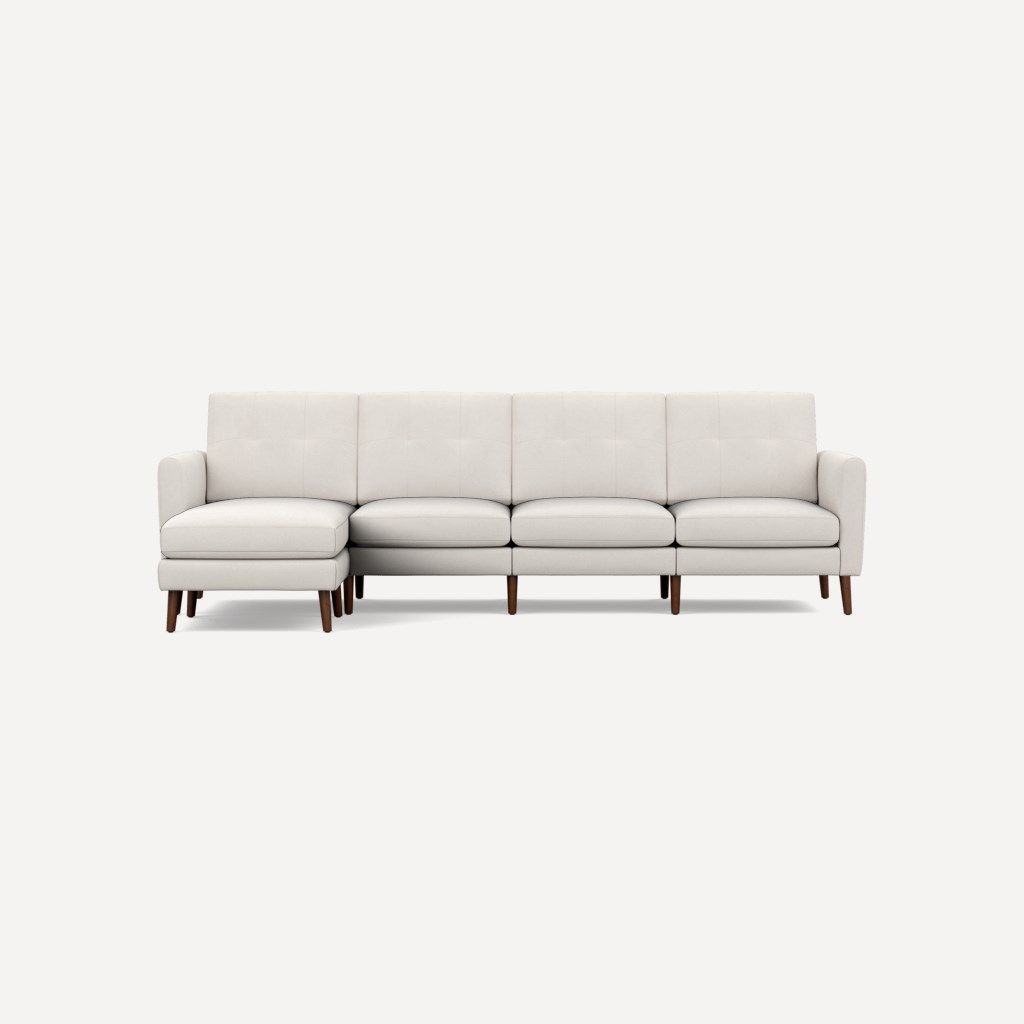 The Nomad Fabric King Sectional Long Sofa Sectional Family