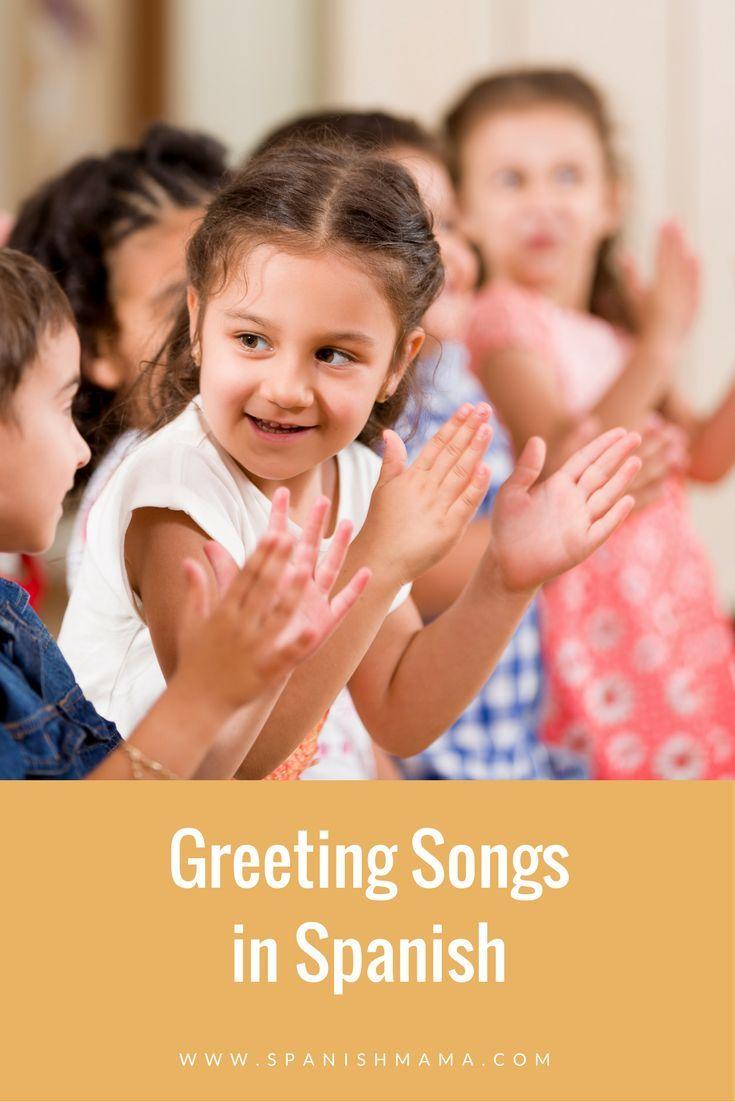 Spanish greetings songs the best on youtube for kids spanish songs for kids learning spanish that teach greetings buenos das buenas tardes buenas m4hsunfo
