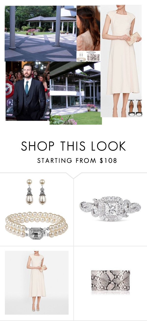 """""""Royal Tour of South Asia 2012 : Day 8 Attending tea party at the British High Commission in Kuala Lumpur and  Visit  to Hospis Malaysia"""" by pacqueline-ngoya on Polyvore featuring mode, XOXO, Vera Wang et Givenchy"""