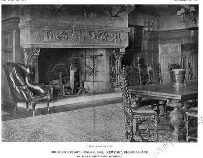 Beyond the Gilded Age: 'Bonniecrest'   Newport rhode ...