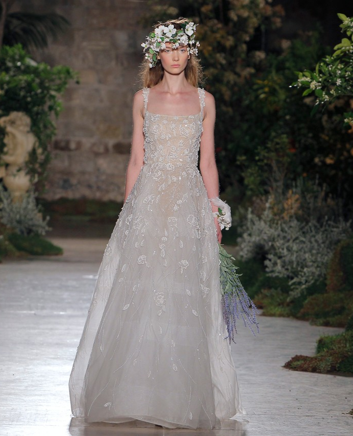 3e5037ba02c6 Pin by Reem Acra on The Prophet Collection in 2019 | Wedding dresses ...