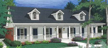 This 1 Story Country Features 2156 Sq Feet Call Us At 866 214 2242 To Talk To A House Plan Speci Country Style House Plans Country House Plans New House Plans
