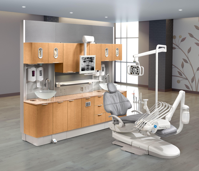A Dec Inspire Dental Furniture Featured Dental Office Decor Fine Sycamore Laminate Victoria Quartz Countertop Http A Dec Inspire Com 家具