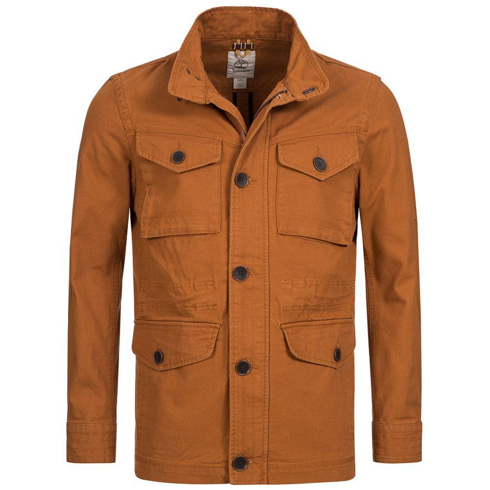 Timberland Mount Shaw Cordura Herren Field Coat Jacke Jacket