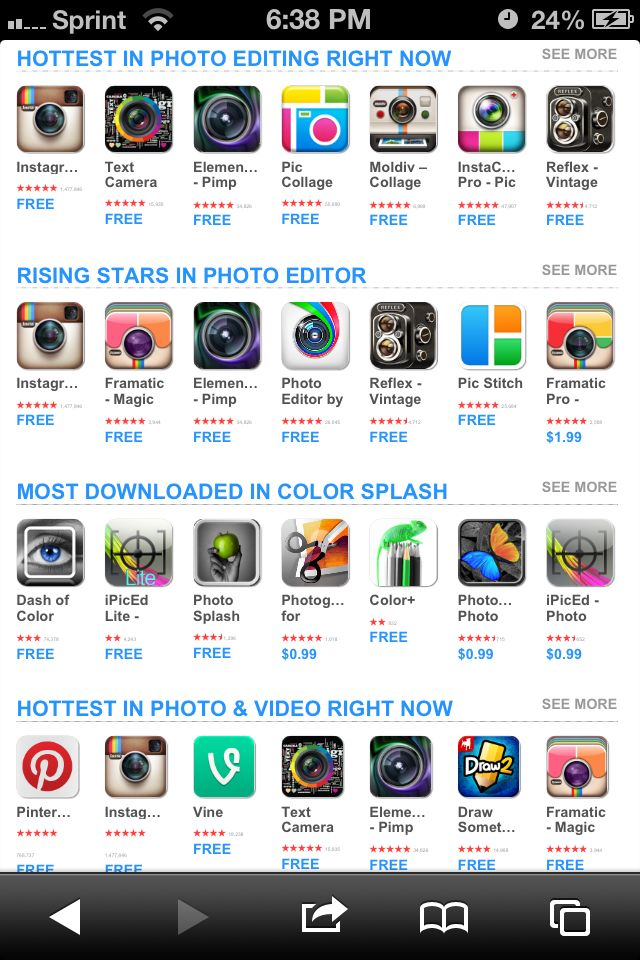 iPhone editing apps Photo editing apps iphone, Photo