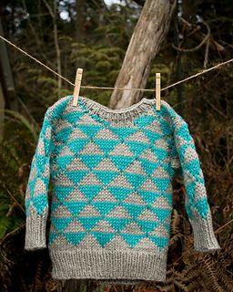 Geometric Pattern By Stephanie Mason Sweater Knitting Baby