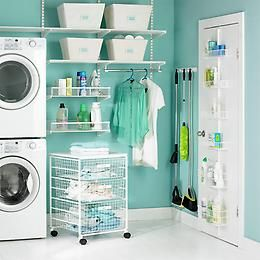 Love The Tiffany Blue Color Walls The Container Store White