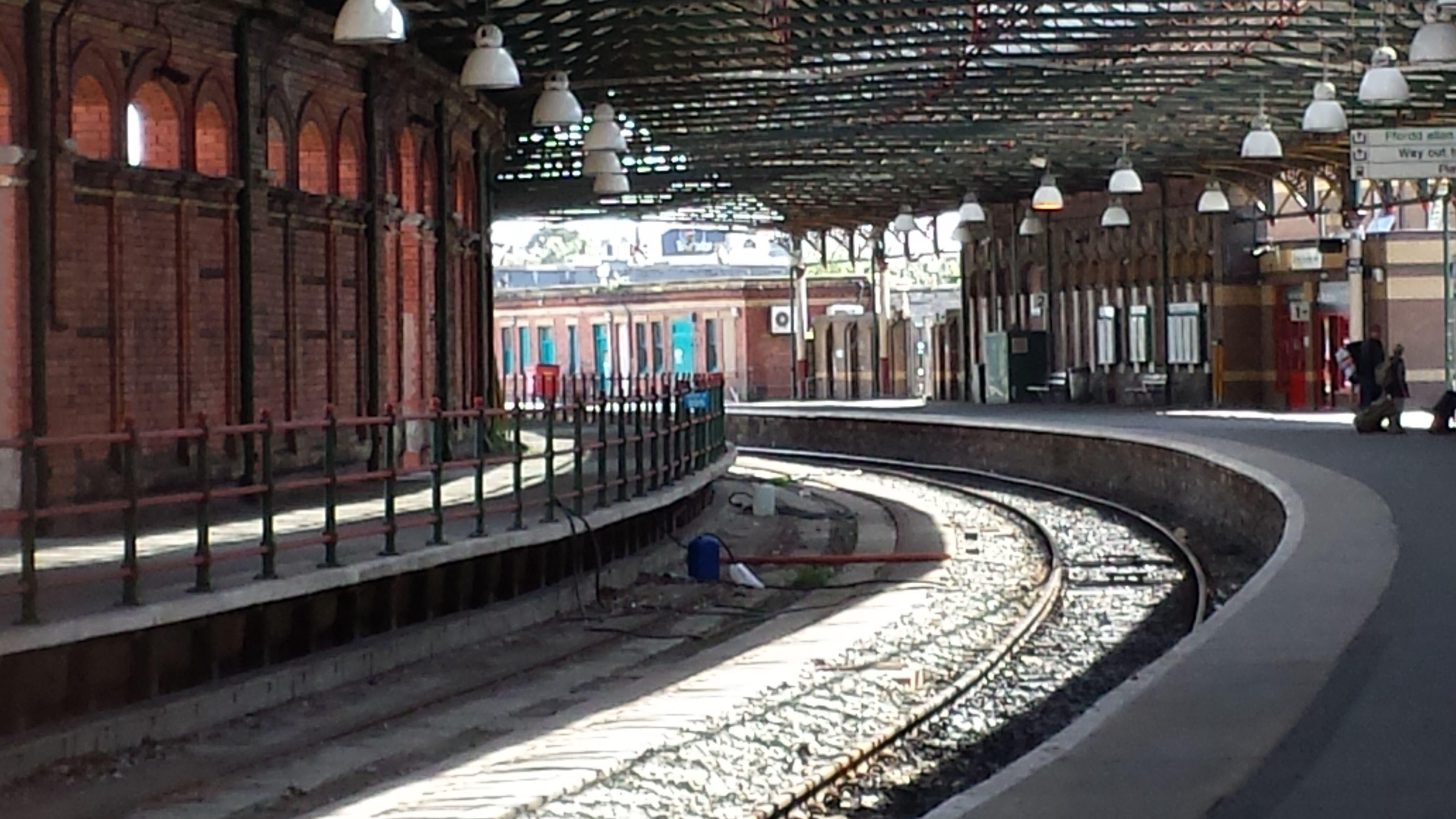 Holyhead Station, Wales