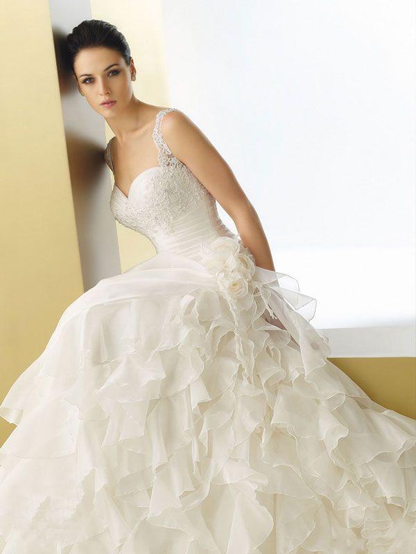 Disney Princess Aurora Wedding Dress ⋆ About Wedding BlogAbout ...