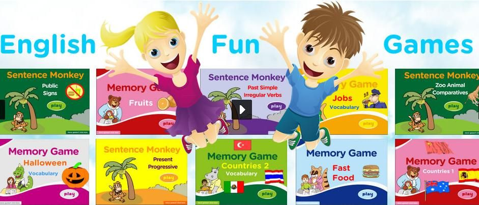 Esl Games Plus Offers Interactive Online Games For Learning And