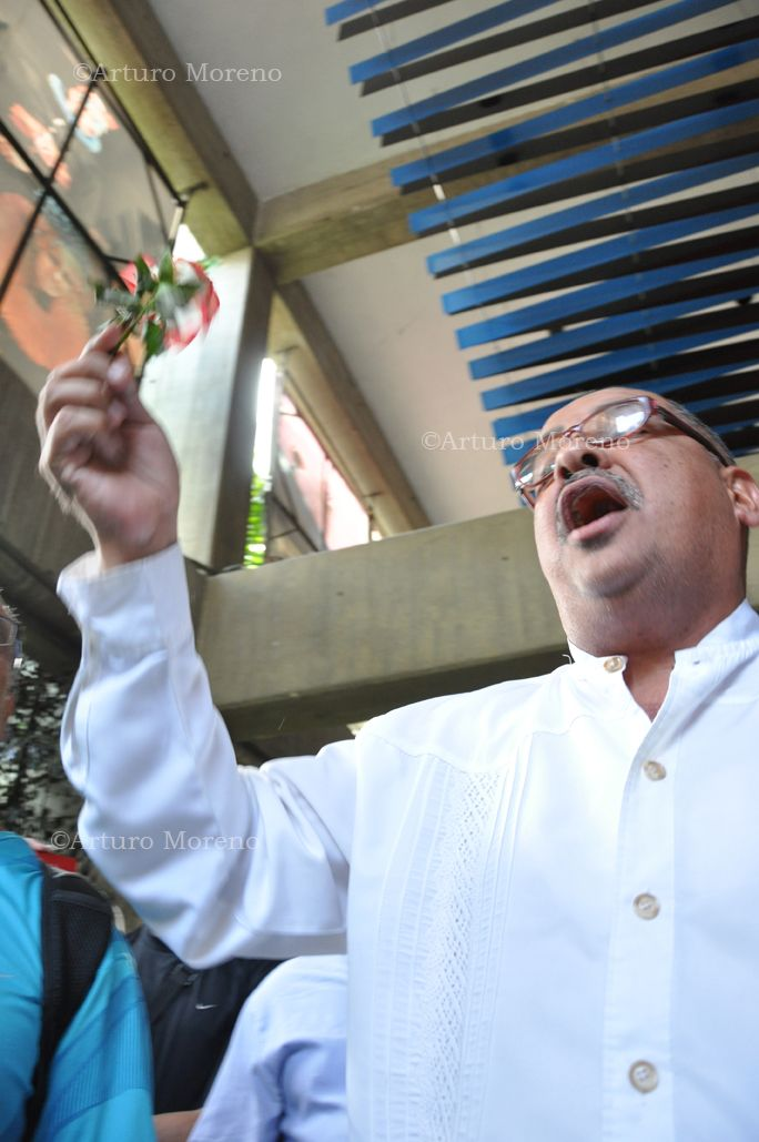 Velorio de Cruz de Mayo, UNEARTES, Caracas, Venezuela