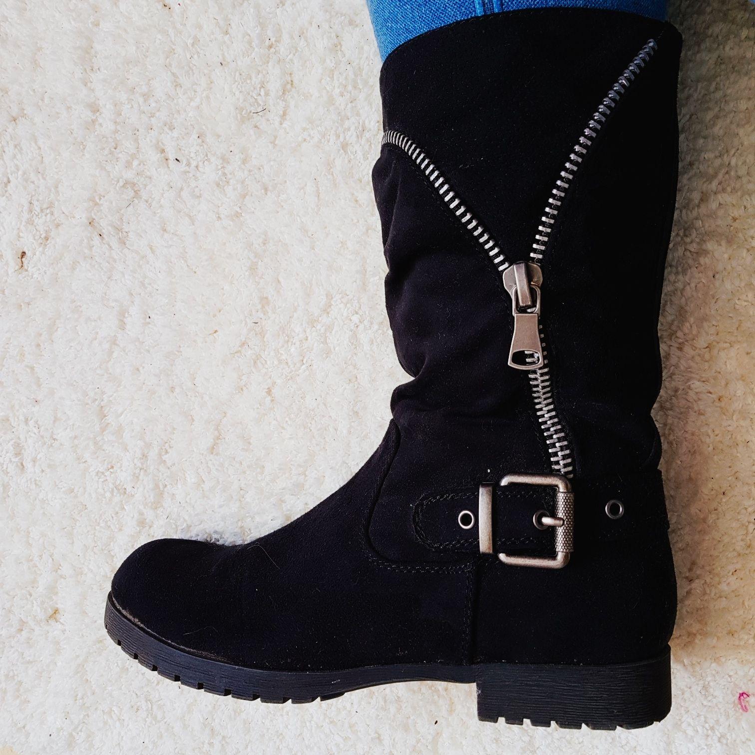Graceland Stiefel für schmale Füße